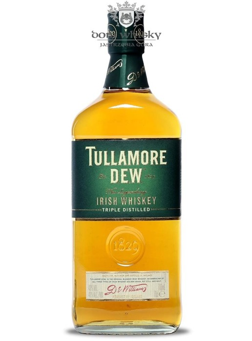 Tullamore Dew Blended Irish Whiskey / 40%/ 0,7l