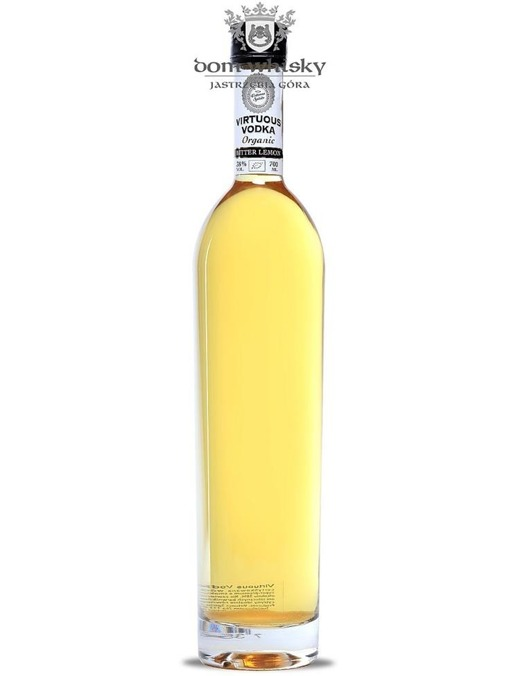Virtuous Vodka Organic Bitter Lemon (Sweden) / 38% / 0,7l