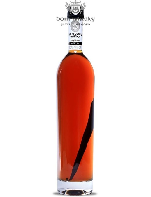 Virtuous Vodka Organic Vanilla (Sweden) / 38% / 0,7l