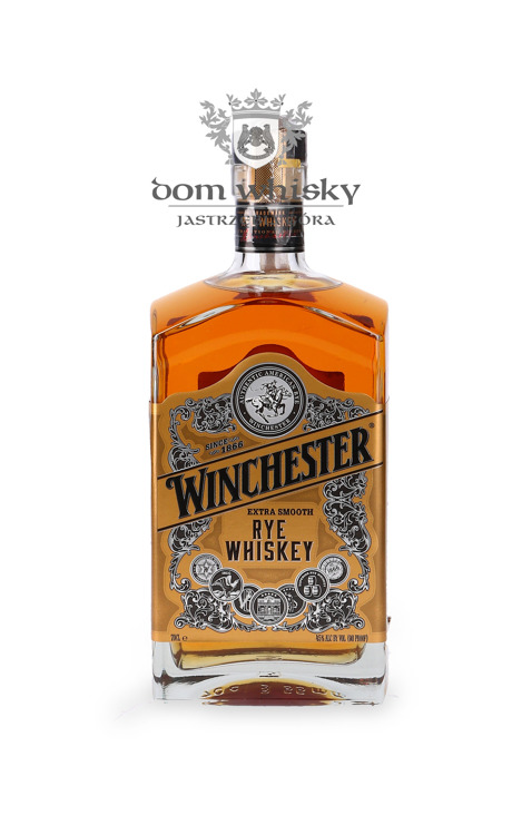 Winchester Rye Whiskey Extra Smooth / 45% / 0,7l