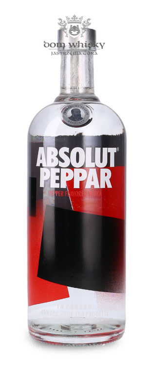 Wódka Absolut Peppar  / 40% / 1,0l