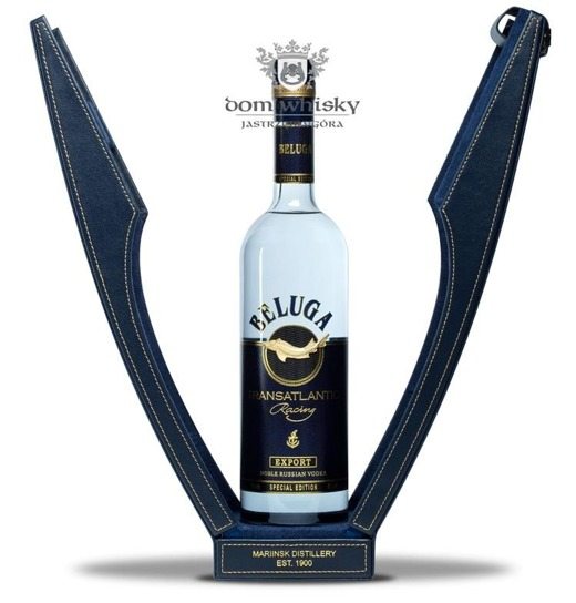 Wódka Beluga Transatlantic Racing Special Edition / 40% / 0,7l