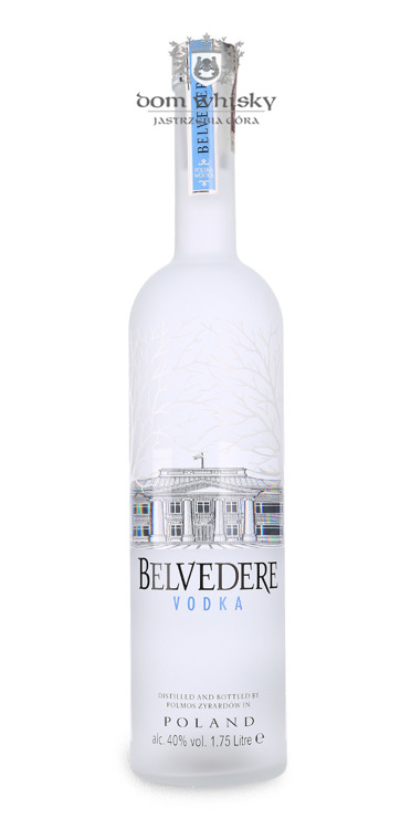 Wódka Belvedere Pure Illuminated Bottle / 40% / 1,75l