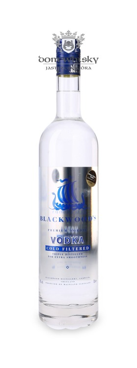 Wódka Blackwoods Premium Vodka / 40% / 0,7l