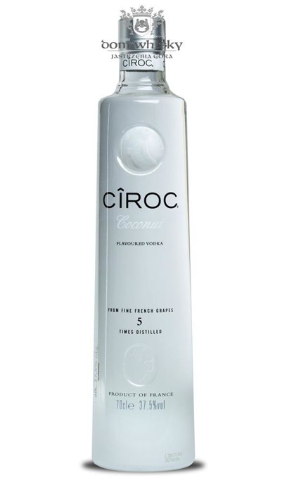 Wódka Ciroc Coconut / 37,5% / 0,7l