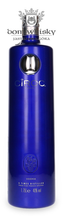 Wódka Ciroc Vodka / 40% / 1,75l