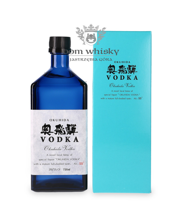 Wódka Okuhida Vodka/ 55% / 0,72l