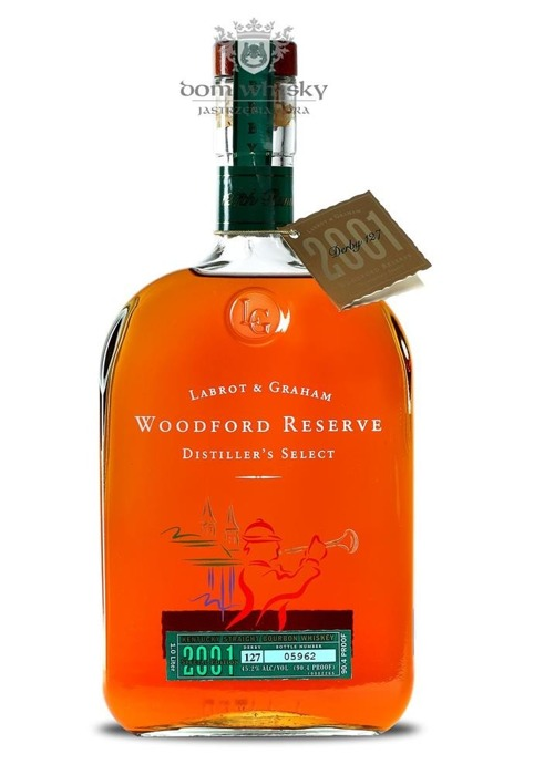 Woodford Reserve Derby 127, 2001 / 45,2% / 1,0l