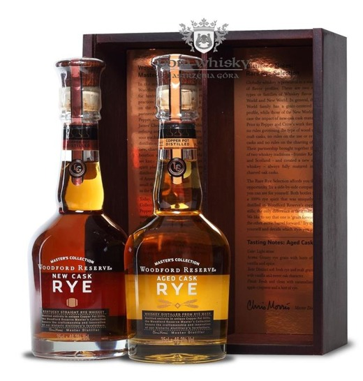 Woodford Reserve Master's Collection / 46,2% / 2 x 0,35l