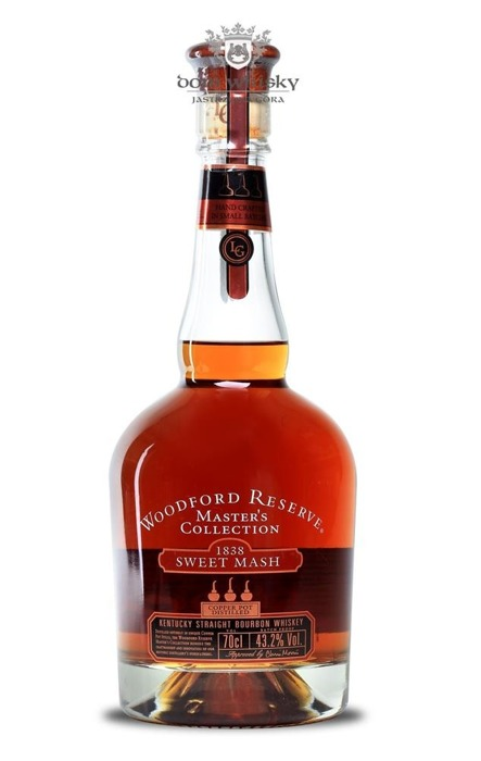 Woodford Reserve Master's Collection Sweet Mash / 43,2% / 0,7l