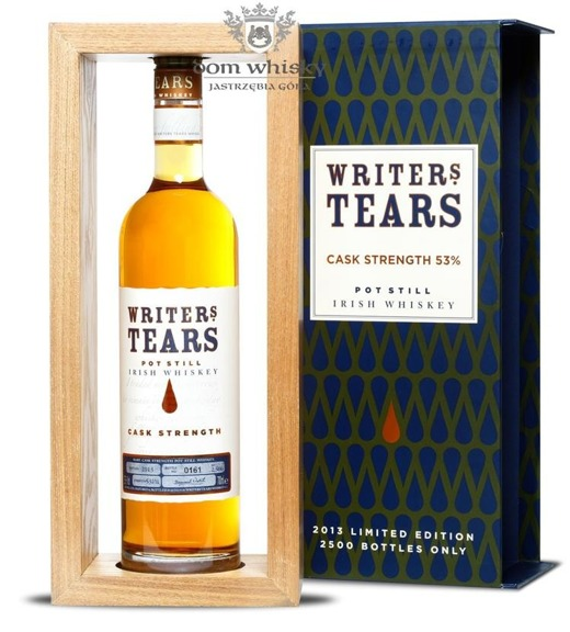 Writer's Tears Cask Strength 2013 Limited Edition / 53% / 0,7l
