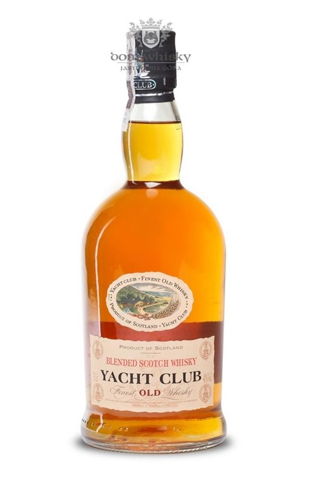 Yacht Club Blended Whisky / 40% / 0,7l